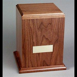 urne fun raire en bois v ritable 10 1 4 x 8 1 8 x 8 1 4