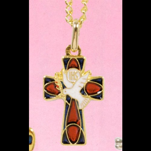 "Boxed Confirmation Pendant, Chain 18"" (46 cm)"