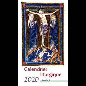 Calendrier Liturgique 2021 à Imprimer Calendrier Liturgique de poche 2021 (année B)