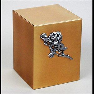 urne funeraire bronze