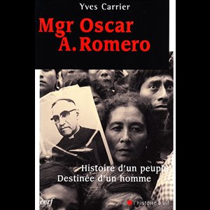 Mgr Oscar A. Romero (French book)
