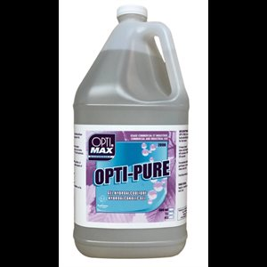 70% Hydroalcoholic Gel Opti-Pure  /  4 liters (1gal)