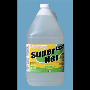 Supernet Desinfectant Approuved COVID-19  /  4 Liters
